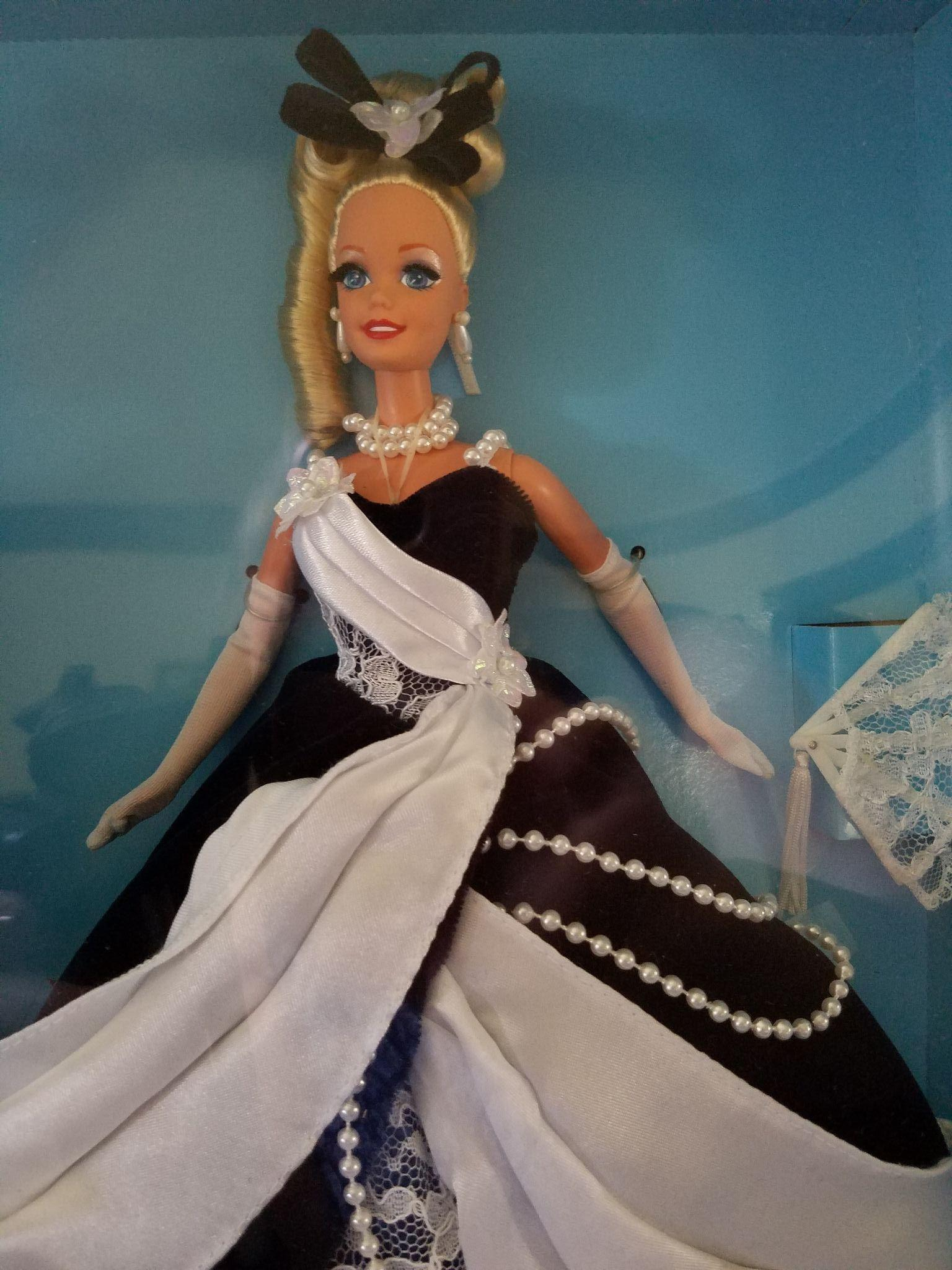 Midnight Waltz  Barbie in Original Box 1996
