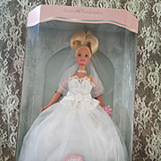 Dream Bride Barbie in Original Box 1996