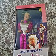 Astronaut Barbie in Original Box 1985