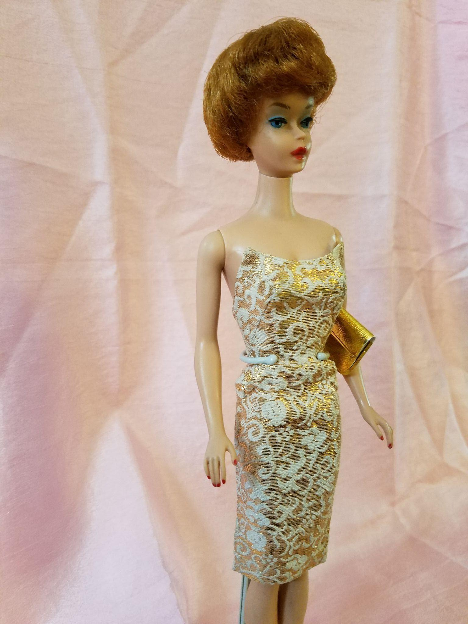 Titian Bubble Cut Barbie