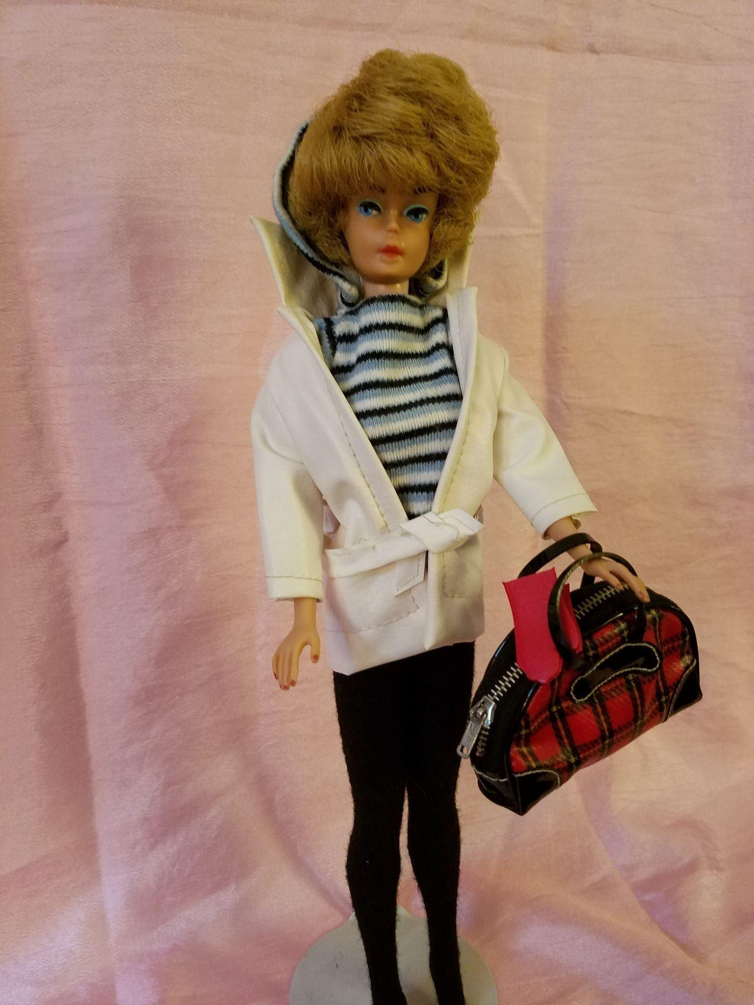 Winter Holiday Barbie Fashion