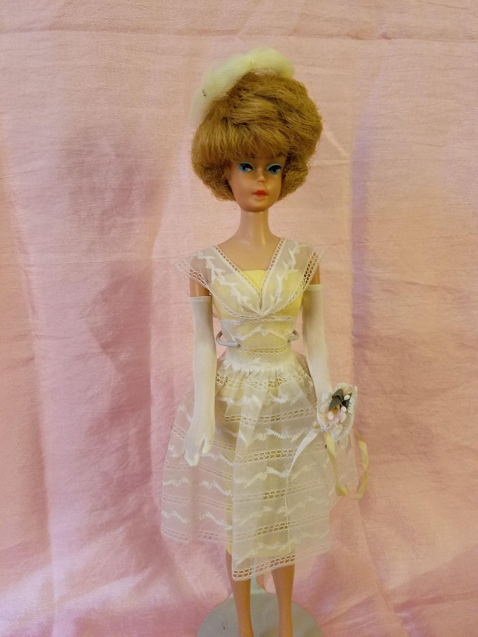 Orange Blossom Barbie Fashion