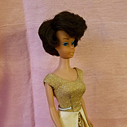 Rare Bubble Cut Side Part Barbie