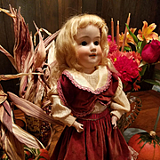 Antique Bisque Baby Betty Character Doll