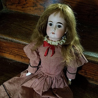 Antique Bisque Cuno and Otto Dressel  Sunshine Doll Made for Sears Roebuck