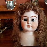 Antique Bisque Alma Doll Head