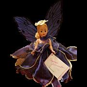 Vintage Madame Alexander Blue Fairy