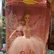 Sugar Plum Fairy Barbie from the Nutcracker