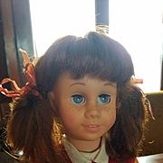 1961 Chatty Cathy Doll in Original Dress