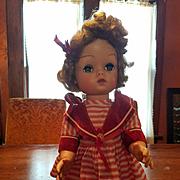 Early Vinyl Arranbee Toddler in Original Dress