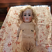 Antique Eggshell Cotton Camisole and Pantaloon Set
