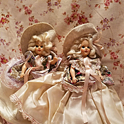 Pair of Vintage Duchess Dolls all Original