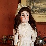 Antique Bisque Kestner in Original Clothes