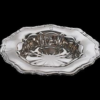 Vintage Sterling Silver Centerpiece Bowl, Gorham