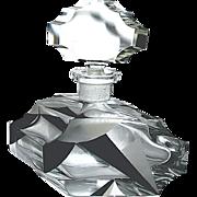 50% Off Gorgeous Czech Art Deco Perfume Bottle - Red Tag Sale Item