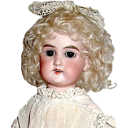 "Sweet Antique ""FLORADORA"" 18"" Bisque Head Doll"