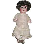 Alt, Beck, Gottschalk Character Baby Doll in Antique Lawn Gown