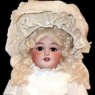 Beautiful Simon Halbig 1250 Dep Santa Doll