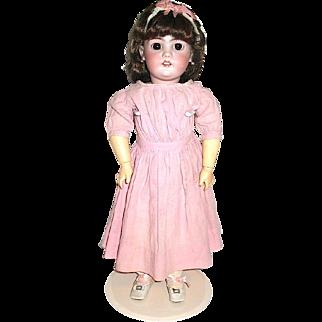 Simon Halbig 1079 Doll Made for French Market