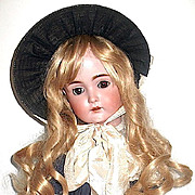 Gorgeous Large Kestner 171 Doll—Beautiful Costume