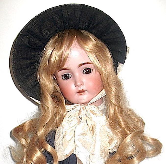 Gorgeous Large Kestner 171 Doll—Beautiful Costume