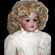 Simon Halbig 1250 Shoulder Head  Bisque Head SANTA Doll