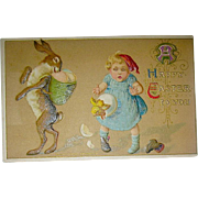 Unused Winsch Jason Freixas Designed Fantasy Easter Postcard