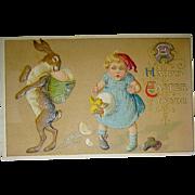 Unused Winsch Jason Freixas Designed Fantasy Easter Postcard