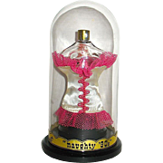 "Figural ""Naughty 90's"" Perfume -- Very Scarce 1950 Presentation"