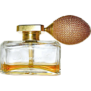 Baccarat Perfume Atomizer Made for the Christian Dior Fragrance Diorama