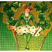 Winsch St. Patrick's Day Postcard by Samuel Schmucker