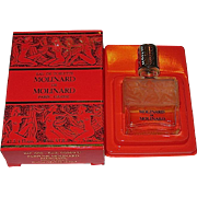 Molinard de Molinard Nude Designed Lalique Perfume Bottle w Box