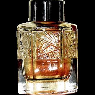 """Exceedingly Rare French """"MIMZY""""Micro Mini Perfume Bottle"""