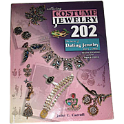 "Julia C. Carroll ""Collecting Costume Jewelry 202: Basics of Dating jewelry 1935-1980, 2300 patent drawings"