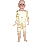 Gebruder Heubach 10633 Bisque SH Doll—For Restoration