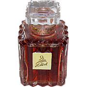 "French Pure Perfume ""d'Esterel"", Full, Sealed, by a French Couture Designer"