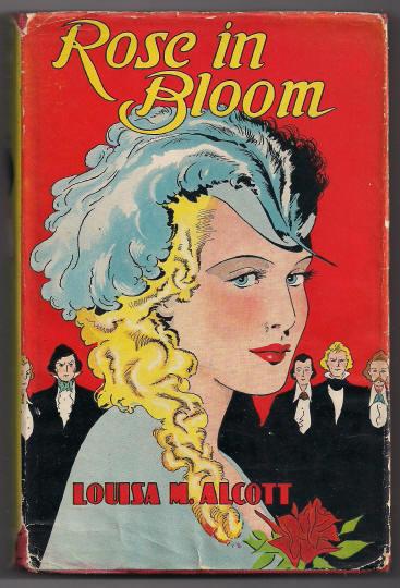 'Rose in Bloom' hard back Book