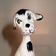 California Pottery Robert Simmons 'Pals' Dog Figure
