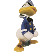 American Pottery Co. Los Angeles Angry Donald Duck Figure