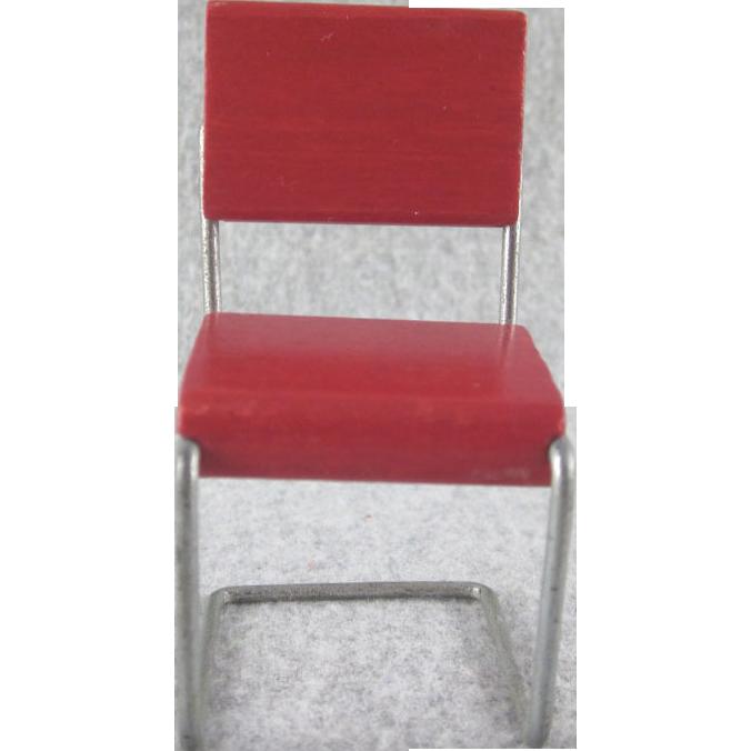 """hold strombecker /"""" wood  wire mid century modern kitchen chair,Mid Century Modern Kitchen Chairs,Kitchen ideas"""