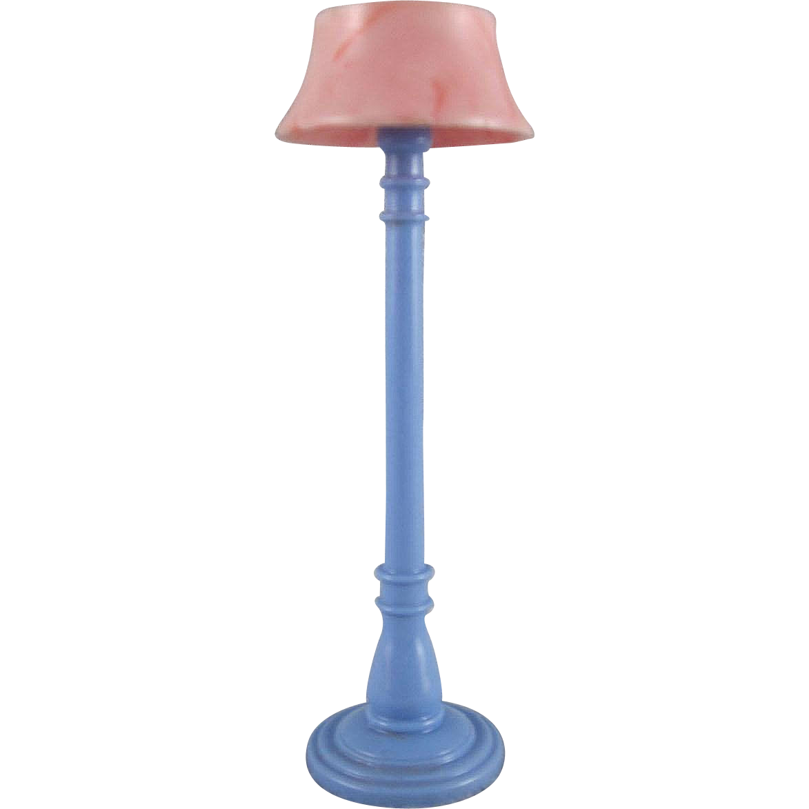 Ideal 3 4quot nursery floor lamp dollhouse accessory from for Floor lamp for nursery uk
