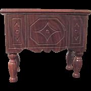 "Strombecker 1"" 1936 Server Dollhouse Furniture"