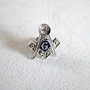 Mason's, Freemason's Collar Stud
