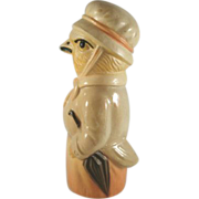 Viscoloid Celluloid Easter Chick Rattle