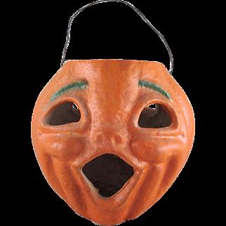 Pulp Double Faced Choir Boy Halloween Jackolantern Decoration No Inserts