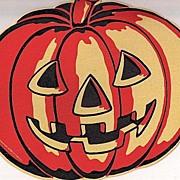 Halloween American Merri-Lee JOL Diecut