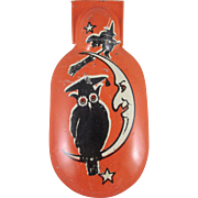 Kirchoff Halloween Owl and Moon Clicker