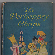 HOLD 'The Perhappsy Chaps' hard back Book Wonderful Pictures!!