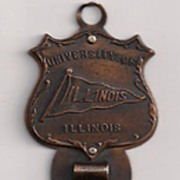 University of Illinois Souvenir Letter Opener/Bookmark