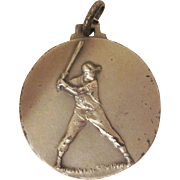 Baseball Big 8 All Star 1966 Medal, Fob